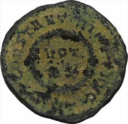 アンティークコイン コンスタンティヌス1世は偉大な320AD古代ローマのコインリースの成功i45815 CONSTANTINE I the GREAT 320AD Ancient