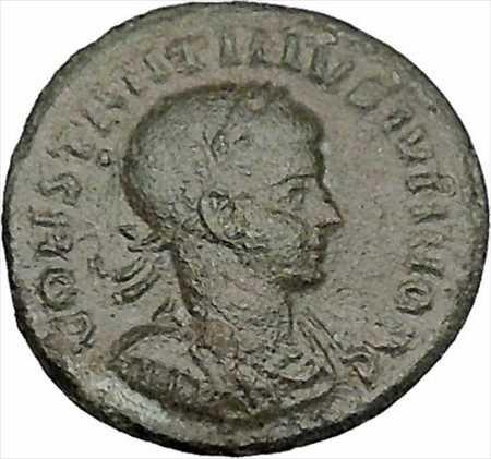アンティークコイン コンスタンティヌス2世ジュニアコンスタンティヌス大王古代ローマのコインリースi42334 CONSTANTINE II Jr Constanti