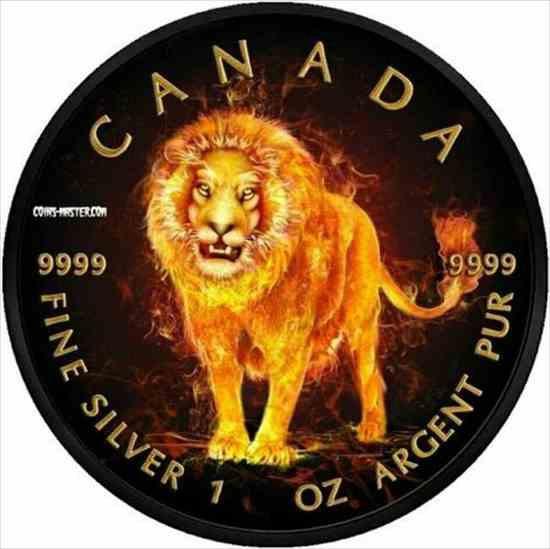 金貨 銀貨 硬貨 シルバー ゴールド アンティークコイン 2018 1 Oz Silver BURNING WILDLIFE LION Coin with 24K GOLD GILDED 2018 1 Oz S