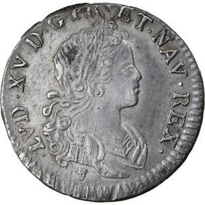 金貨 銀貨 硬貨 シルバー ゴールド アンティークコイン Qアノン ビットコイン トランプ #902757 Coin France Louis XV 20 Sols 1/6 ECU 1