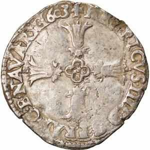 金貨 銀貨 硬貨 シルバー ゴールド アンティークコイン Qアノン ビットコイン トランプ #882650 Coin France Henri IV 1/4 Ecu 1603 Bayo