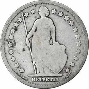金貨 銀貨 硬貨 シルバー ゴールド アンティークコイン Qアノン ビットコイン トランプ #854595 Coin Switzerland Franc 1880 Bern VF(20
