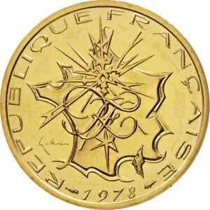 金貨 銀貨 硬貨 シルバー ゴールド アンティークコイン Qアノン ビットコイン トランプ #548000 Coin France Mathieu 10 Francs 1978 Par