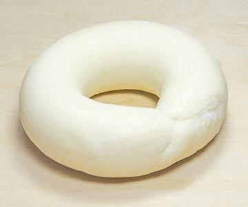 (業務用冷凍ベーグル生地)ベーグル(プレーン) (1ケース) 85g x 50ヶ