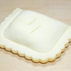 (業務用冷凍パイ生地) フレンチアップルパイ(1ケース) 100g x 40ヶ