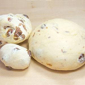 (業務用冷凍パン生地)レーズンパン (1ケース) 35g x 140ヶ