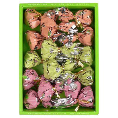 モンロワール リーフメモリー ギフトボックス 15個入 チルド便推奨商品 送料無料 チョコレート チョコ スイーツ お菓子 ギフトセット プ