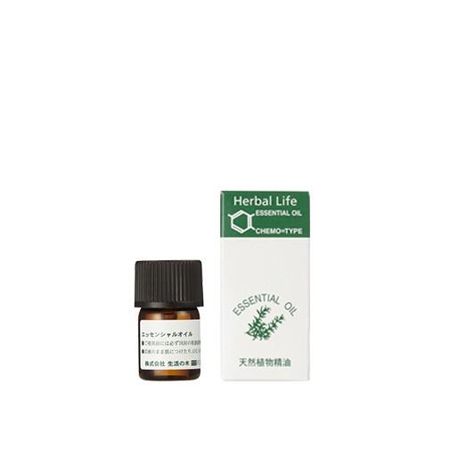 ヒバ 精油 3ml 生活の木 エッセンシャルオイル