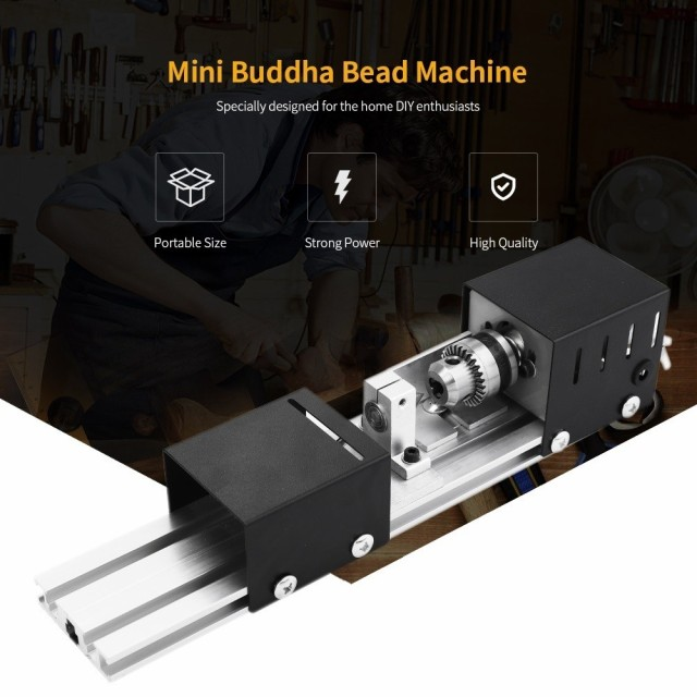 旋盤機ミニ旋盤ミニトルノcncフライス盤diy木工旋盤研削と研磨ドリルツール