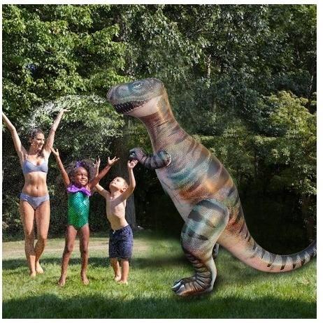 とてつもなく大きい恐竜ヤードスプリンクラー A181