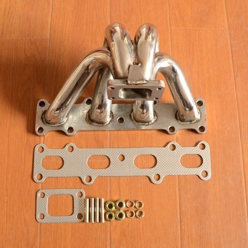 ターボ用 エキマニ タコ足 社外ステンレス BPロードスター NA8 T25/T28サイズ ガスケットボルト・ナット付き k2368