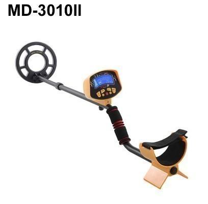 高感度高性能金属探知機 MD3010II 地下金属探知機 ゴールドディガー トレジャーハンター メタルファインダー
