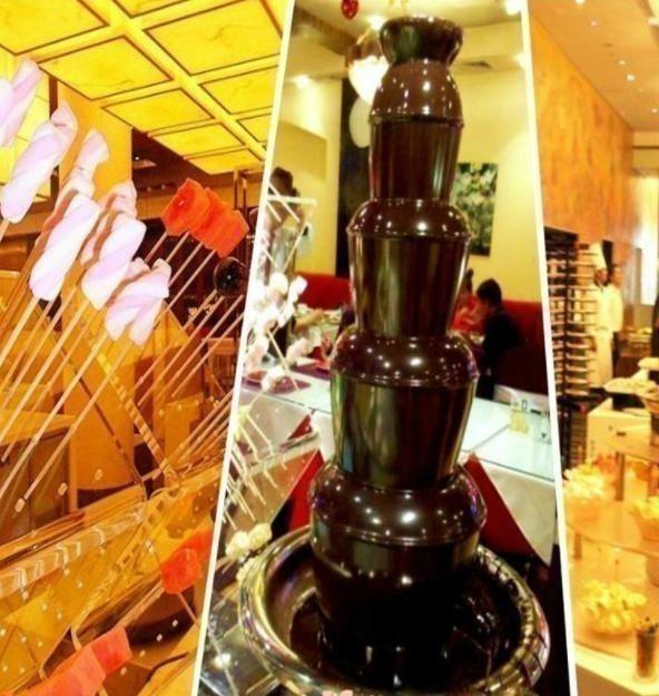 チョコレートファウンテン 機械 業務用 チョコレートフォンデュ タワー 5層 家庭用