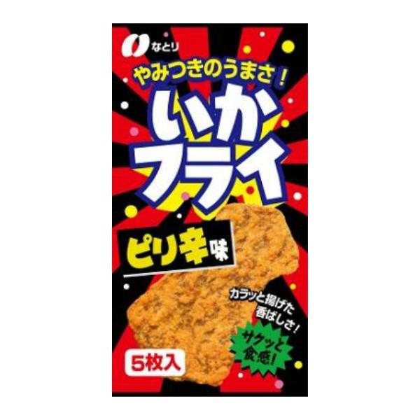 なとり いかフライ ピリ辛味 (10×4)40入 (本州一部送料無料)