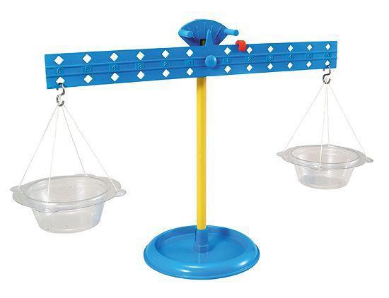 組立簡単 物と重さてんびん /観察 実験 研究 計測 教材 天秤 上皿 おもり 分銅 物と