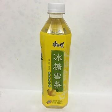 康師傅氷糖雪梨 中華ジュース 500ml 中華飲料 ドリンク  冷凍商品と同梱不可