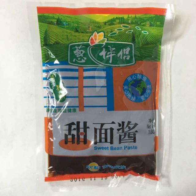 テンメンジャン 葱伴侶甜面醤 180g