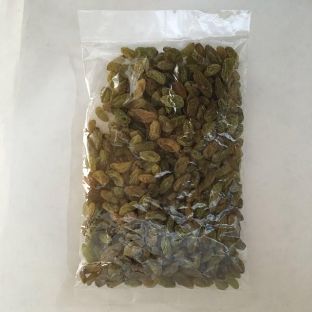 干しブドウ 葡萄干 グリーンレーズン150g