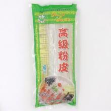 高級粉皮【2点セット】中国タンミョン 平たい春雨 つるつる面 板春雨 フンピ フェンピー 200g*2 火鍋の具材 中華食材 ネコポスで送