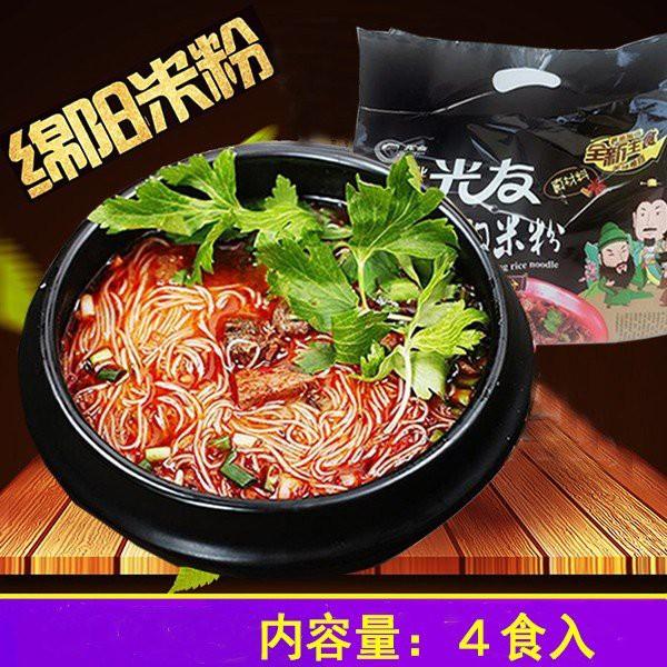 光友 綿陽米粉 即席ビーフン 4食入 インスタント食品 中華食材 中国特産