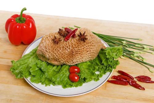 牛の胃袋 冷凍牛肚 約1kg 火鍋におすすめ スパイスで調理が必要 直接に調理するのは勧めない 瓶の商品と同梱不可