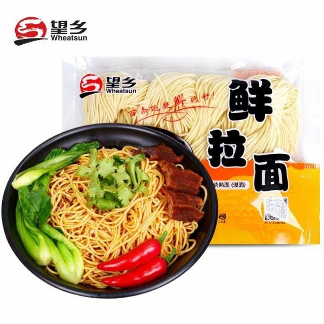鮮拉麺 400g 中華麺類 中国のラーメン ラーメン、焼きそば、つけ麺など使える
