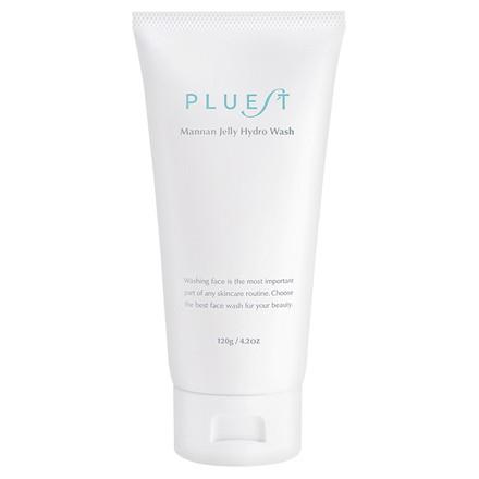 PLUEST(プルエスト) マンナンジェリーハイドロウォッシュ 120g Mannan Jelly Hydro Wash 洗顔ジェル 洗顔料 保湿剤で洗う