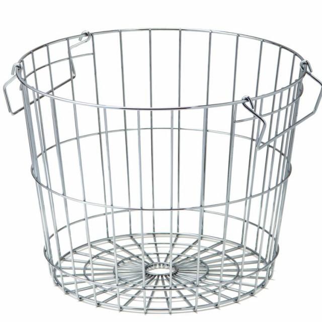 スタッキングバスケット バケツ型 スタッキング収納 収納 キッチン 台所 洗濯 ランドリーバスケット 洗濯かご 収納カゴ ストック収納 イ