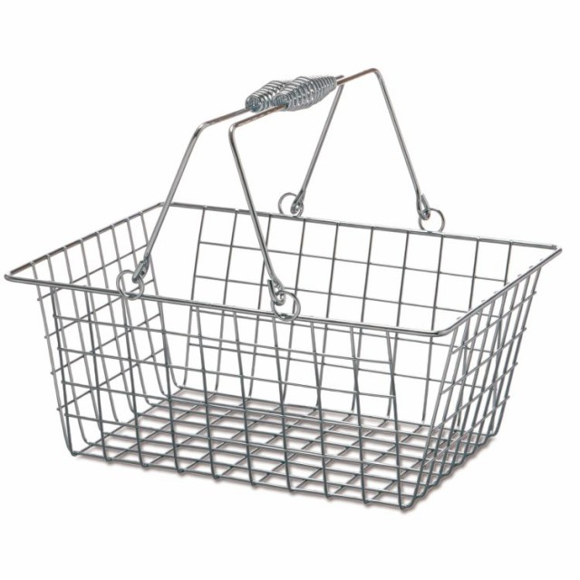 ワイヤーバスケット 収納 キッチン クローゼット 台所 洗濯 ランドリーバスケット 洗濯かご 収納カゴ ストック収納 タオル収納 隙間収納