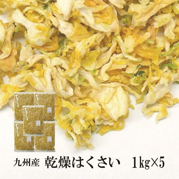 乾燥はくさい 1kg×5/九州産 乾燥野菜 白菜 宅配便 送料無料 九州産 国産 ボイル済み 保存食 時間短縮 スープ こわけや