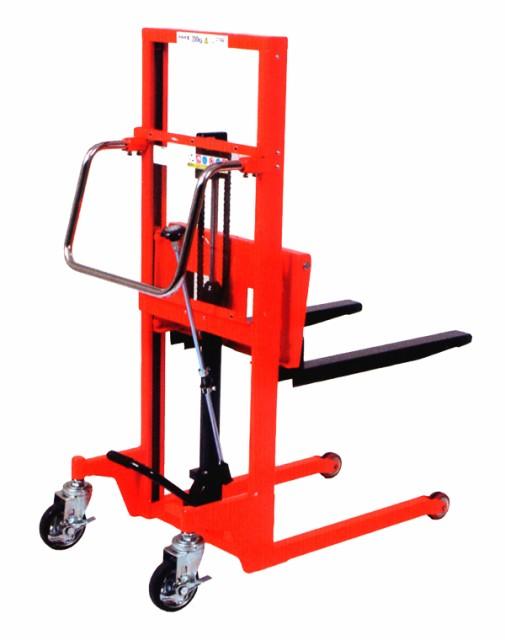 ハマコS.S HFH-H200-12 油圧足踏式マスト型リフト  標準タイプ