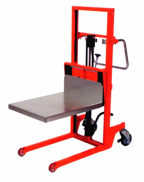 ハマコS.S HFH-H200-9T 油圧足踏式マスト型リフトテーブル