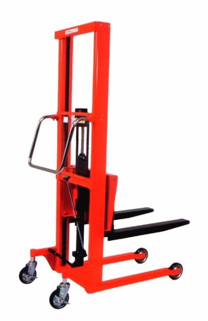 ハマコS.S HFH-H300-15B 油圧足踏式マスト型リフト  高床式ビッグ(大径車輪)
