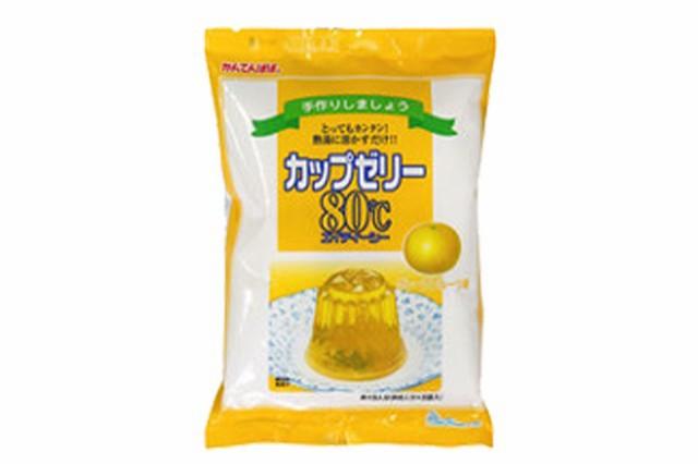 カップゼリー グレープフルーツ 100g×2入(かんてんぱぱ)