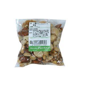 4種のミックスナッツ(無塩) 100g