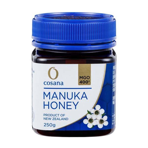 コサナ マヌカハニーMGO400+ 250g 蜂蜜 ハチミツ はちみつ マヌカ スーパーフード