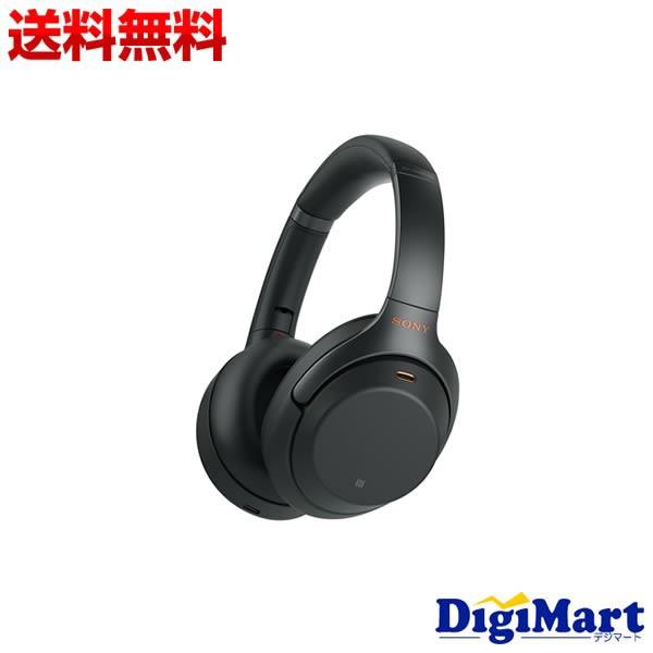 ソニー SONY WH-1000XM3 (B) [ブラック] ワイヤレスノイズキャンセリング ヘッドホン【新品・国内正規品】