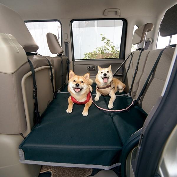 スペースボード カーシート ドライブシート 中型犬 大型犬 多頭 犬 車 シート ドライブ
