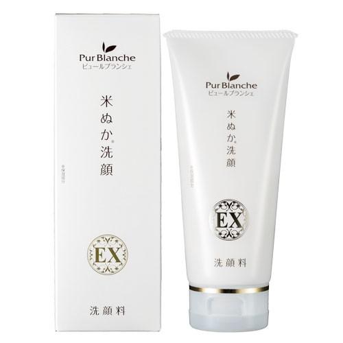 ピュ—ルブランシェ 米ぬか洗顔EX 100g(洗顔料)