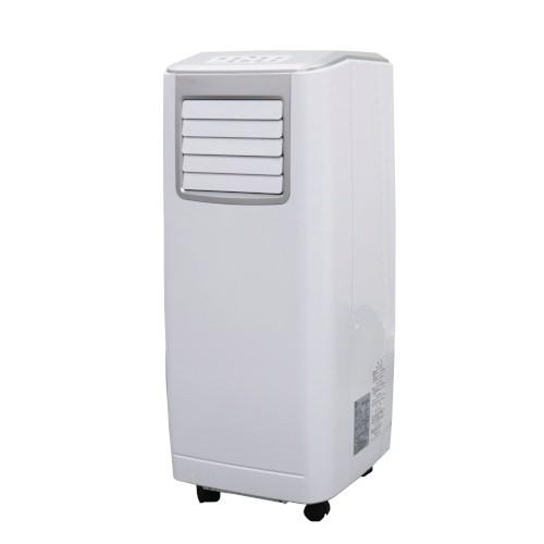 広電(KODEN) 移動式クーラー 移動式エアコン ホワイト 冷房能力2.3/2.5kW リモコン付き KEP252R