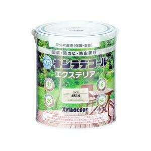 □ 大阪ガスケミカル 水性エクステリヤS 1.6L ワイス 【4571152254161:12168】