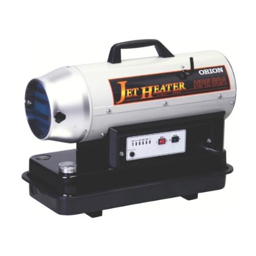 □ ORION(オリオン) ジェットヒーター(Eシリーズ) 業務用暖房 スポットヒーター HPE80A [在庫品B]【4512870000593:999111】