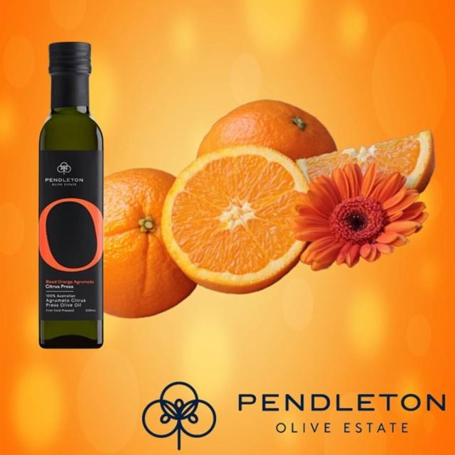 【250ml】ペンドルトン・オリーブ・エステート オリーブオイル  オレンジ | 南オーストラリアの豊かな自然が生み出す極上のおいしさ