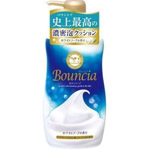 バウンシアボディソープ ホワイトソープの香り 500ml