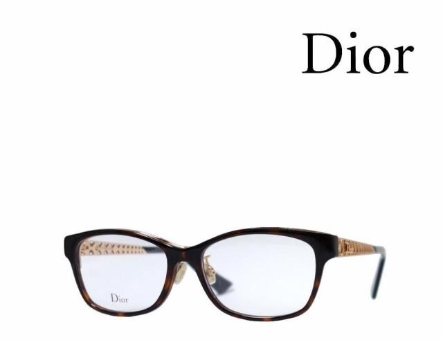 【Dior】 ディオール メガネフレーム DIOR AMAO1F EOG ハバナ・ローズゴールド 国内正規品