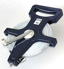 ■テープメジャー50m 使いやすい両面メモリ巻尺