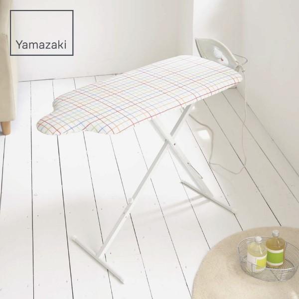 スタンド式人体型アイロン台 プレミアム 4620 チェック アイロン掛け 立つ 座る 椅子 床 姿勢 高さ 調整 13段階 シャツ パンツ ズボン
