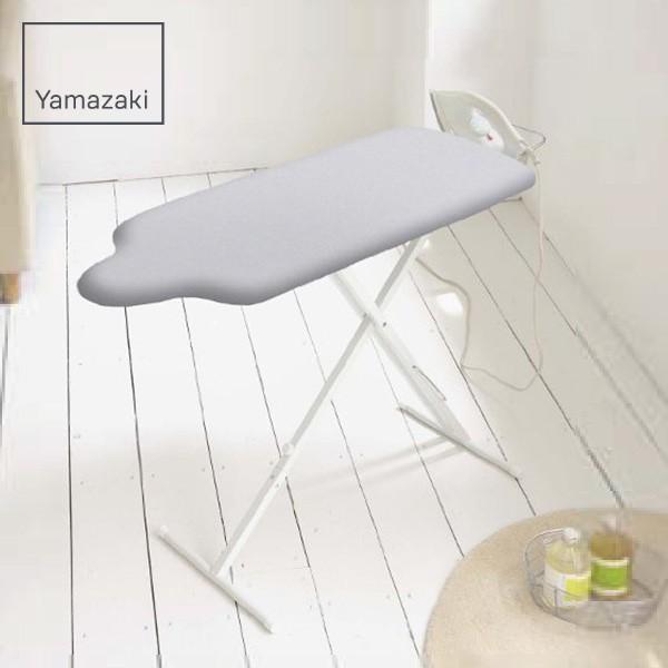 スタンド式人体型アイロン台 プレミアム アルミコート 7317 アイロン掛け 立つ 座る 椅子 床 姿勢 足 腰 膝 高さ 調整 13段階 シャツ パ
