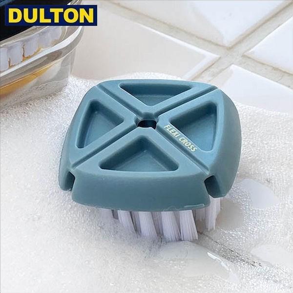 DULTON フレキシ クロス ブラシ S ブルー FLEXI CROSS BRUSH S BLUE(CODE:K20-0193S/BL) ダルトン インダストリアル DIY 男前 インテリ