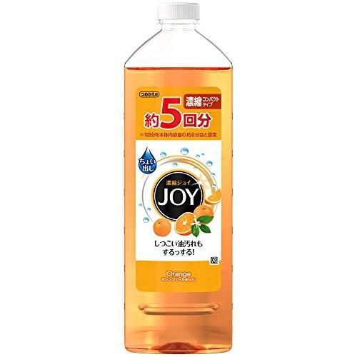 ジョイ コンパクト 食器用洗剤 オレンジピール成分入り 特大 770mL P Gジャパン